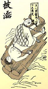 Hình 77: Thả bè trôi sông